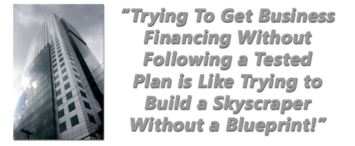Trying To Build Business Credit Without a Tested Plan is Like Trying To Build a Skyscraper Without a Blueprint